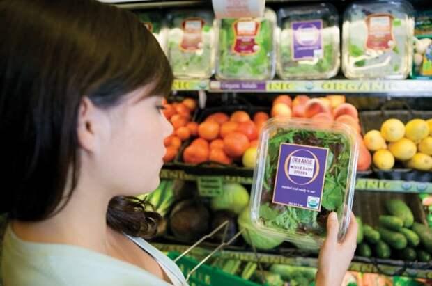 Органические продукты в чем-то полезнее, в чем-то не очень. /Фото: static.albertafarmexpress.ca