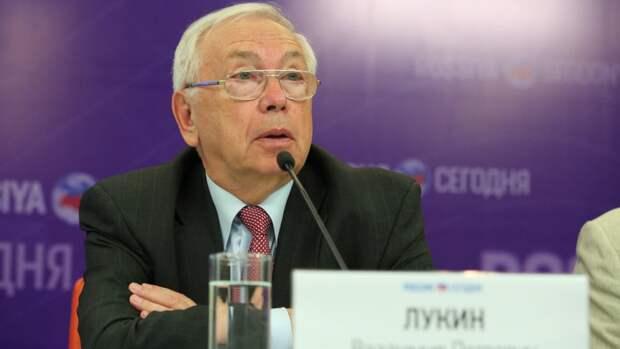 Сенатор Лукин рассказал о двух важных задачах на саммите Россия — США