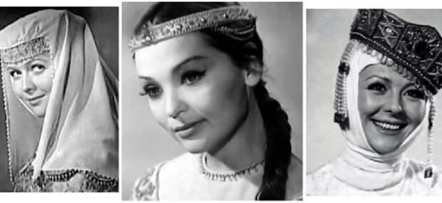 Три царицы — Наталья Гундарева, Светлана Светличная, Наталья Селезнева.