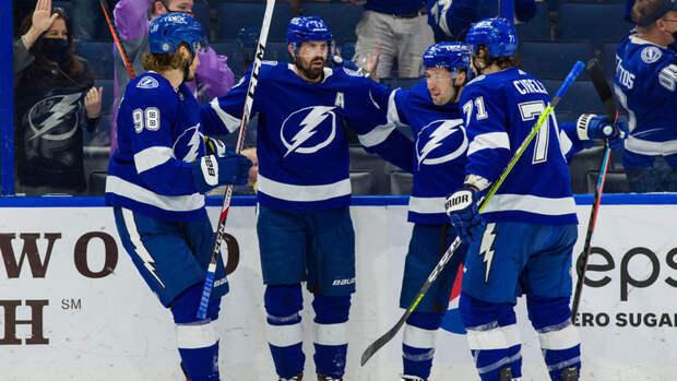 НХЛ, регулярный чемпионат: расписание итрансляции матчей 21апреля