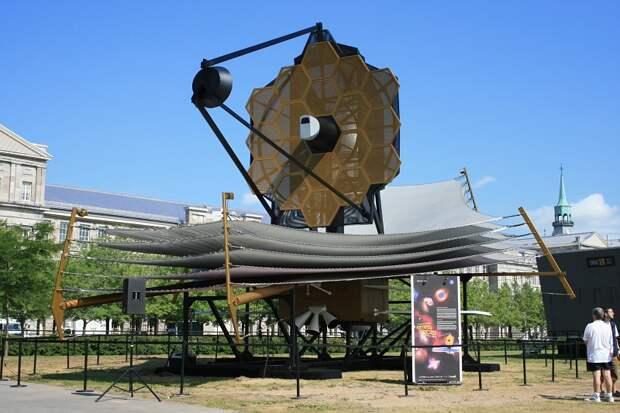 Новый телескоп сможет увидеть шмеля на Луне