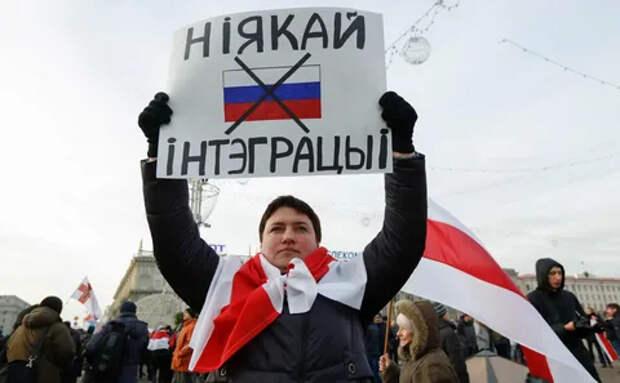 Опасная «вилка» для белорусской оппозиции