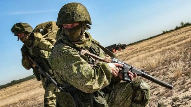 В Оренбургской области проходит проверка навыков разведчиков ЦВО
