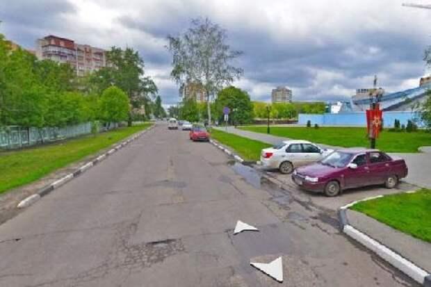 В Тамбове отремонтируют улицу Куйбышева