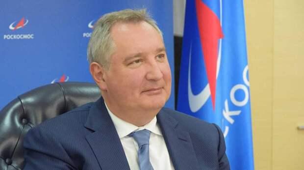 """Рогозин """"всыпал"""" подчиненному за внезапную потерю ориентации МКС"""