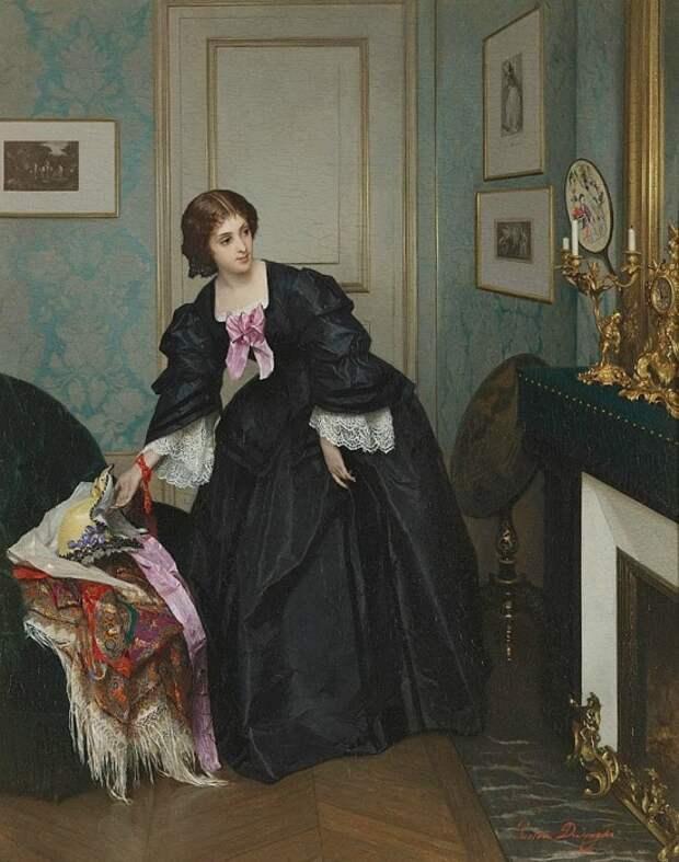 Художник Gustave Lеonard de Jonghe (1829 – 1893). Мастер салонной живописи