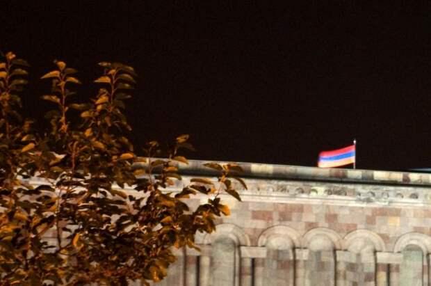 Минобороны Армении сообщило о перестрелке на границе с Азербайджаном