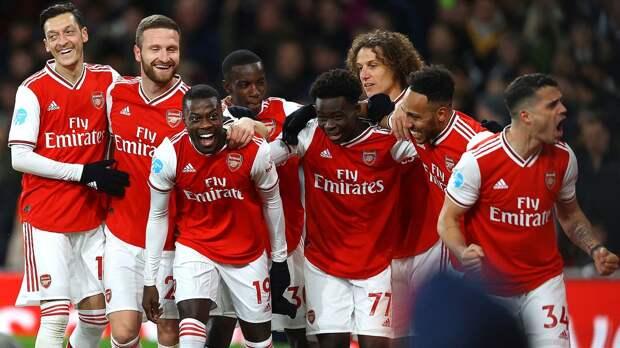 «Арсенал» вырвал победу у «Кристал Пэлас», забив 2 гола в компенсированное время