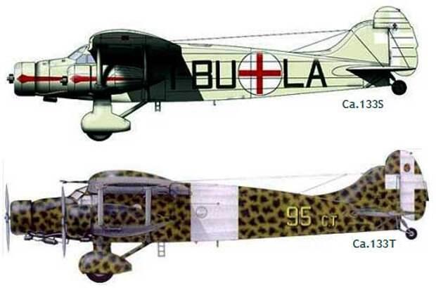 Модификации самолетов