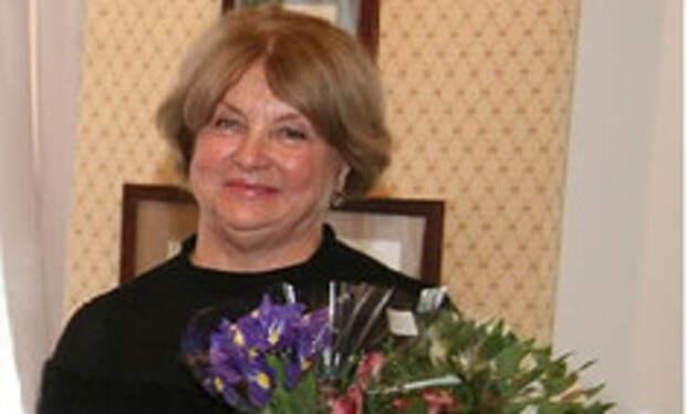 На 86-м году жизни умерла вдова Евгения Леонова