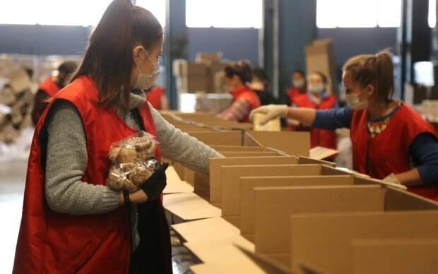 В День добровольца жители Удмуртии поблагодарили волонтеров за их труд
