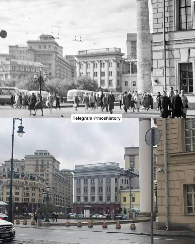 История Москвы. Было-стало - 5