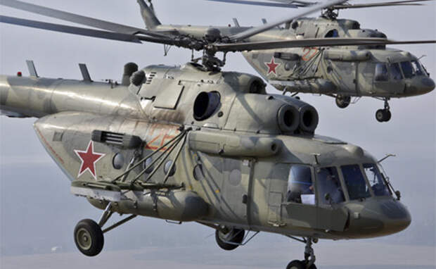 Репетиция авиапарада прошла в небе над Новосибирском 5 мая