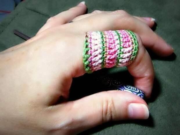 Лайфхаки для вязания