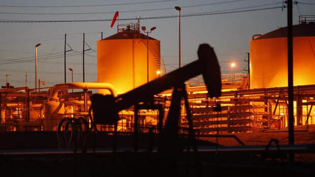 На0,1% увеличились запасы нефти вСША