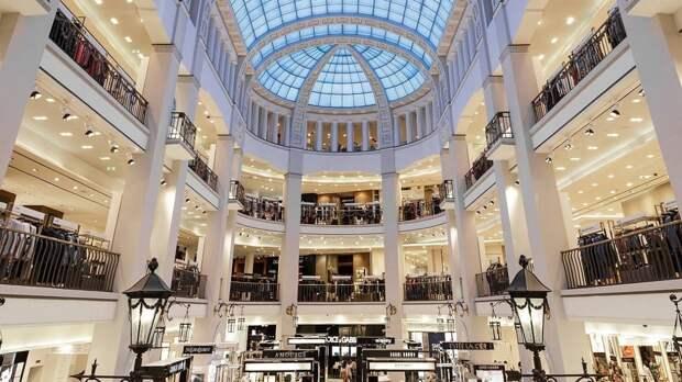 Москвичи возвращаются в торговые центры