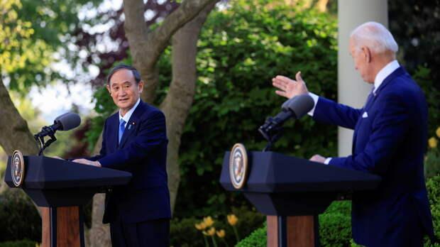 США будут защищать Японию всеми доступными средствами