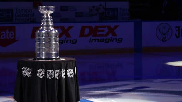 Определились все пары первого раунда плей-офф НХЛ