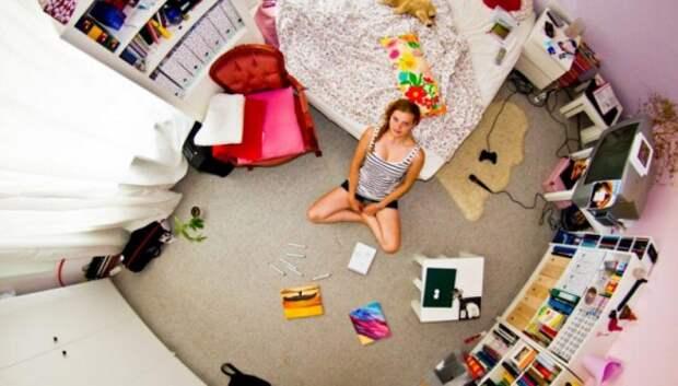 Как отличаются комнаты разных людей по всемумиру