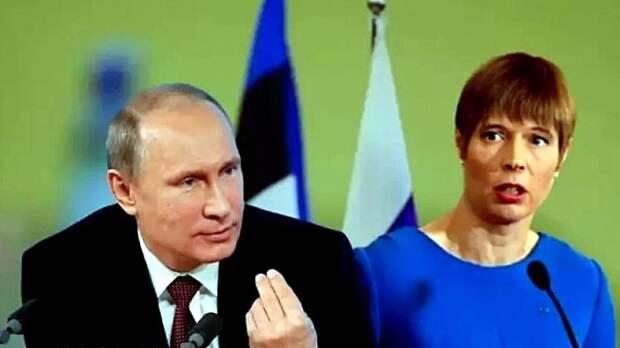 Ничто не забыто: Кремль поставил жирную точку в отношениях с Эстонией