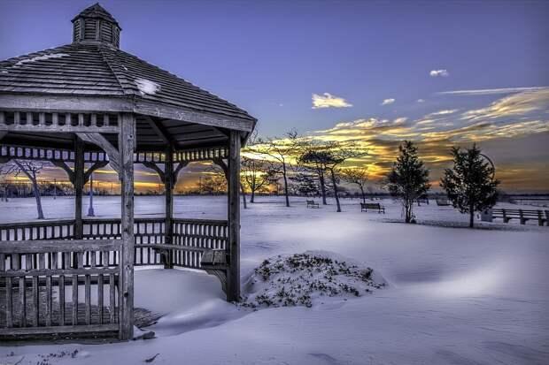 Россиянам рассказали о погоде в первые дни нового года