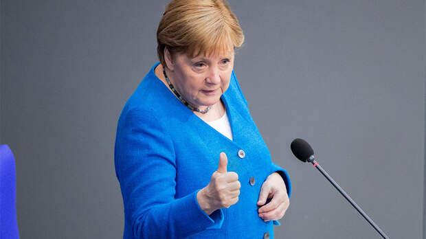 Меркель: Германия приветствует встречу Путина и Байдена