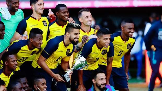 Нобоа попал в заявку сборной Эквадора на Кубок Америки — 2021