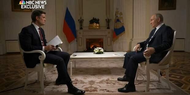 Зачем западный журналист снова оскорбляет Россию в лице её Президента?