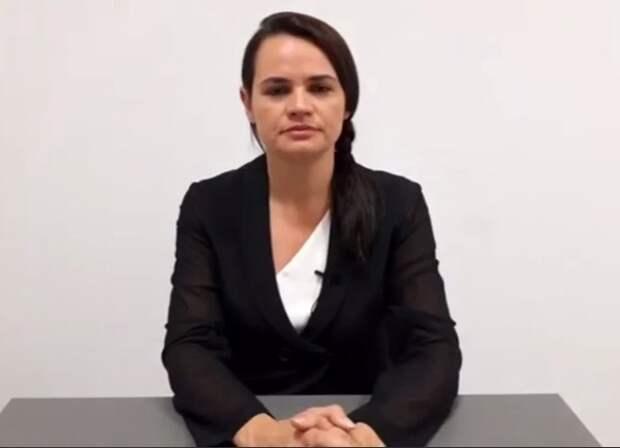 Светлана Тихановская заявила о готовности стать национальным лидером до новых выборов