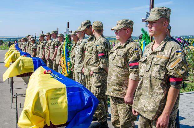 «Пуля российского снайпера»: украинский оккупант уничтожен под Донецком (ФОТО)