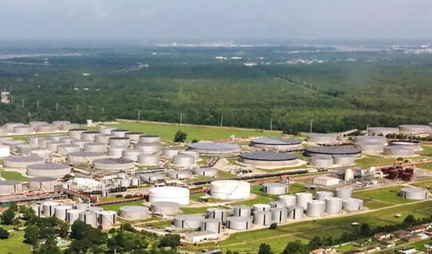 Газ пробил ценовое дно— EIA