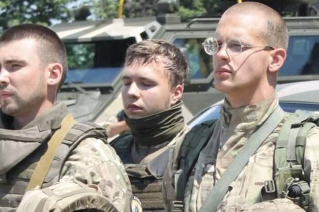 Протасевич не жалеет об участии в батальоне «Азов» в войне на Донбассе