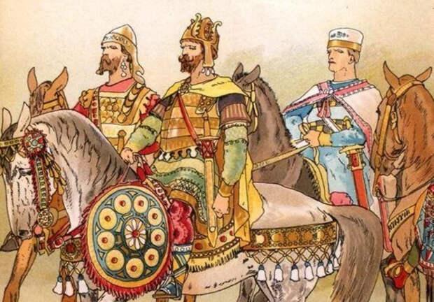 Князь Святослав: Великий Полководец всея Руси? Ой, ли… (критический обзор)