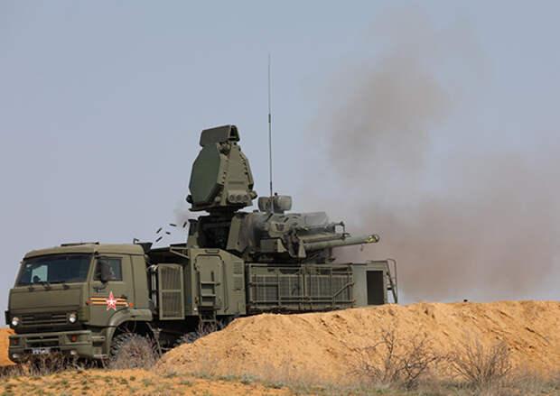 В Ленобласти расчеты ЗРПК «Панцирь-С» Западного военного округа приступили к подготовке к учениям с боевой стрельбой