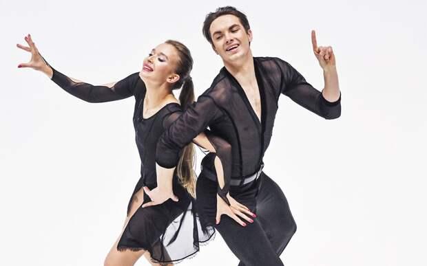 Ушакова и Некрасов выиграли первенство России среди юниоров в танцах на льду