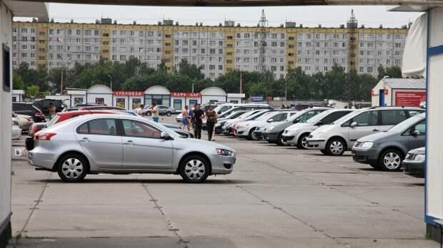 Российский авторынок в июне стал четвертым в Европе