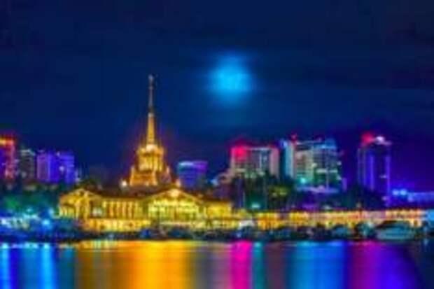 В этом году спрос на отдых в Сочи бьет рекорды