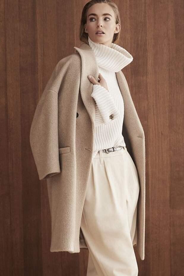 Теплое дыхание осени: коллекция осень-зима 2019−2020 отBrunello Cucinelli
