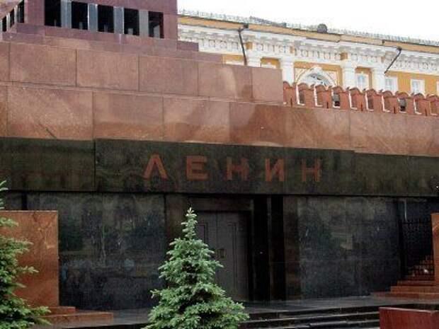 В США собрали более $50 млн на покупку тела Владимира Ленина