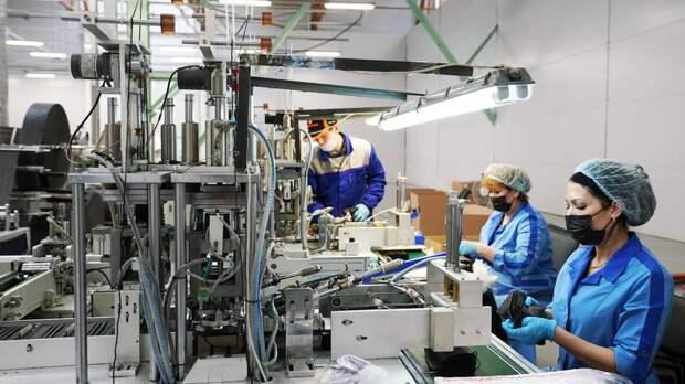 """В 2020 году в технополисе """"Москва"""" произвели продукции на 19 млрд руб."""