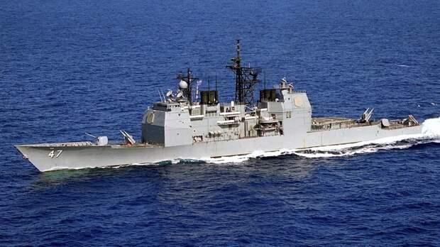 В США бьют тревогу из-за решения по списанию ракетных боевых кораблей