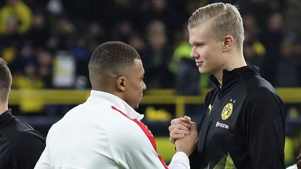 Роналду — о Мбаппе и Холанде: «Трудно сказать, кто именно он станет лучшим»