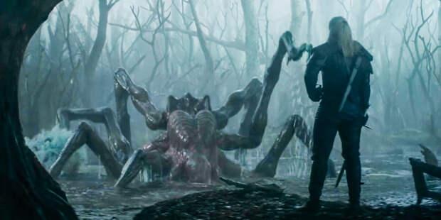 Netflix показал новых монстров из сериала «Ведьмак»