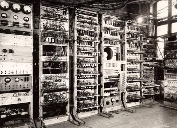 История появления первого компьютера в Мире и его Эволюция.