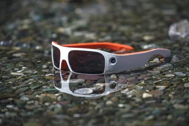 Новые экшен-очки для любителей путешествовать.