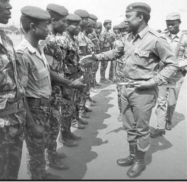 «Солдаты удачи» и «дикие гуси»