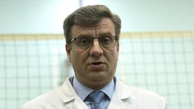 Омский министр здравоохранения пропал во время охоты