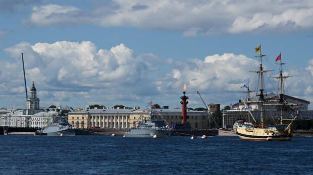 Капитан Покровский напомнил о традициях и происхождении Дня Военно-морского флота
