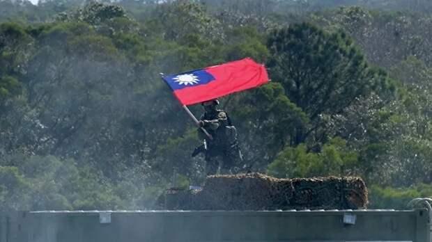 Запад готовится к глобальной войне за Тайвань