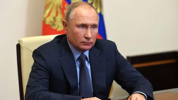 Президент РФ заявил о важности сотрудничества всех стран во время пандемии COVID-19
